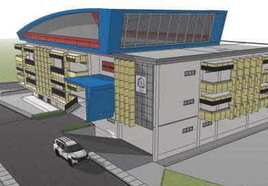 Pembangunan Gedung TRKJJ 2021