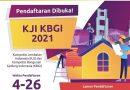 Daftar & Ikuti KJI dan KBGI 2021